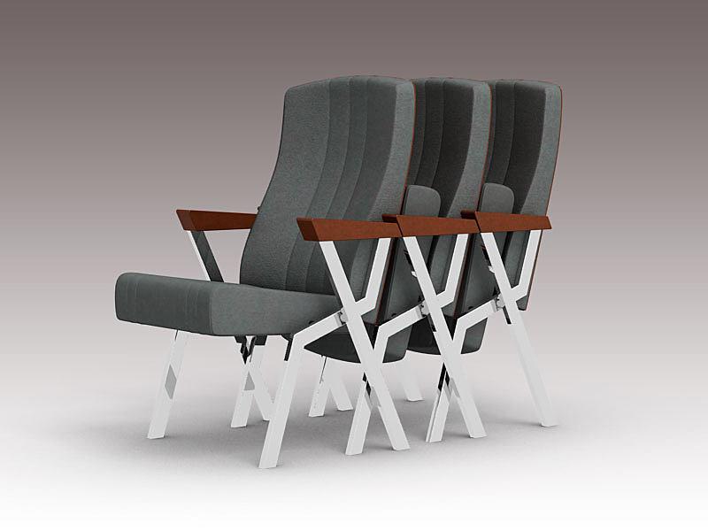 Стопприуемые театральные кресла успешно введены впроизводство ипродажу