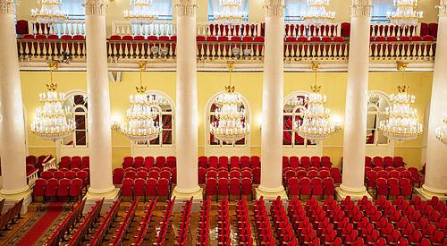 Колонный зал Дома Союзов